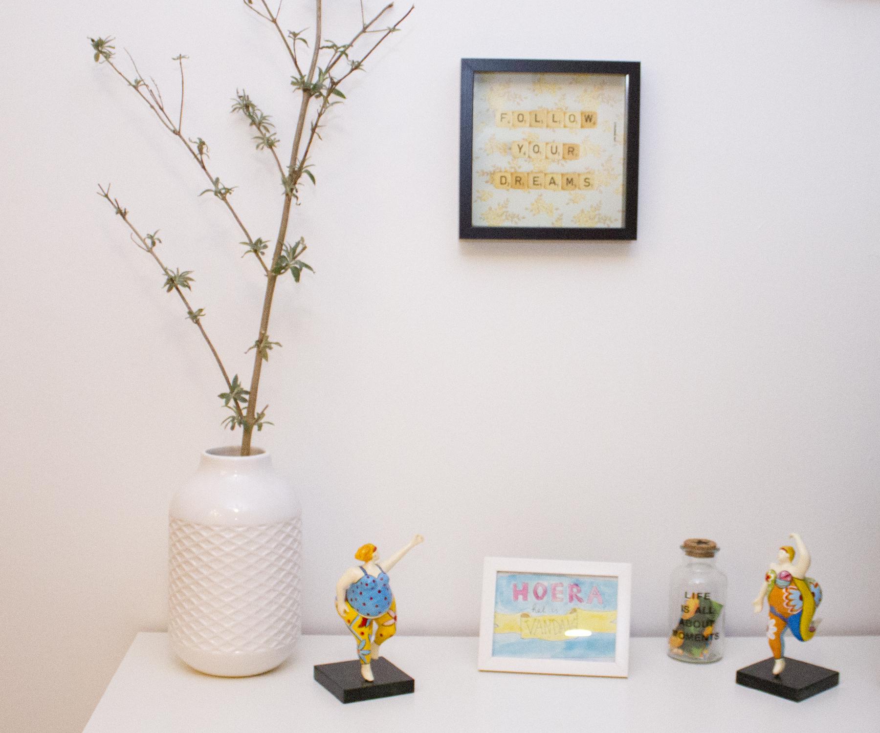 goedkope decoratie in huis gebruik snoeirestjes ohlalau