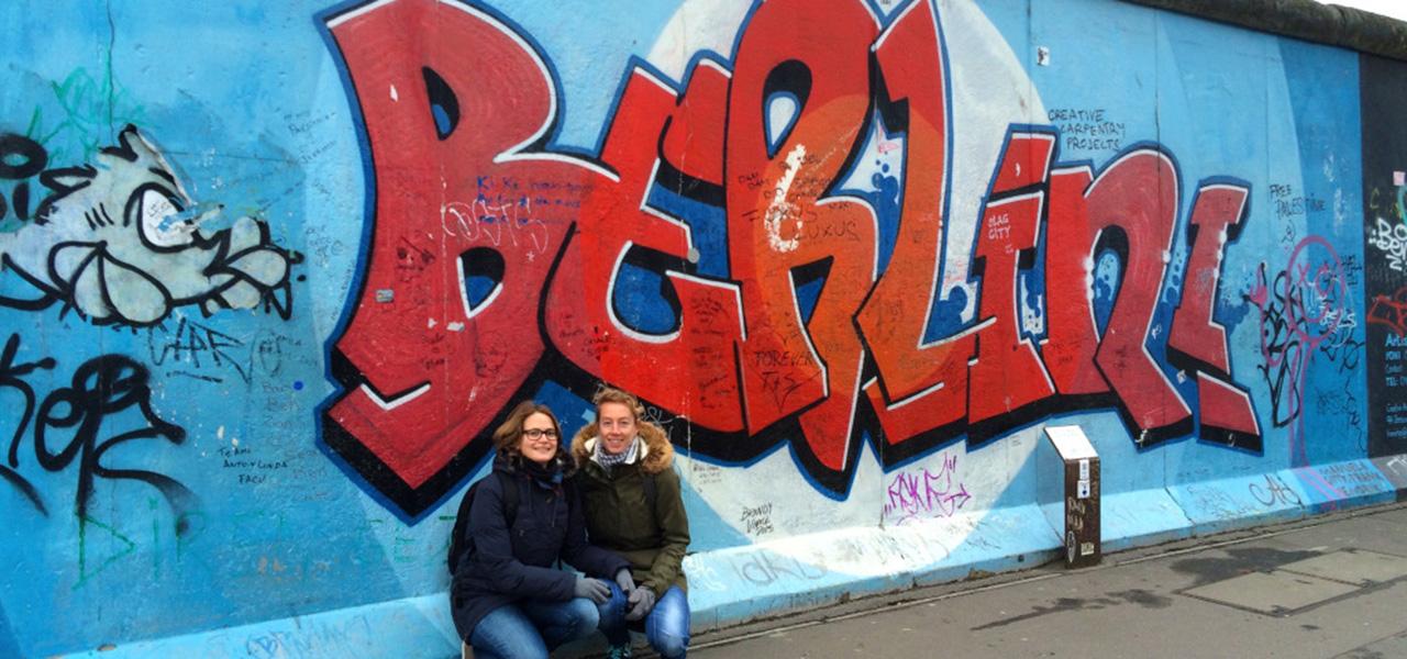 Berlijnse Muur - Ohlalau