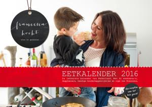 Francesca kookt Weekkalender