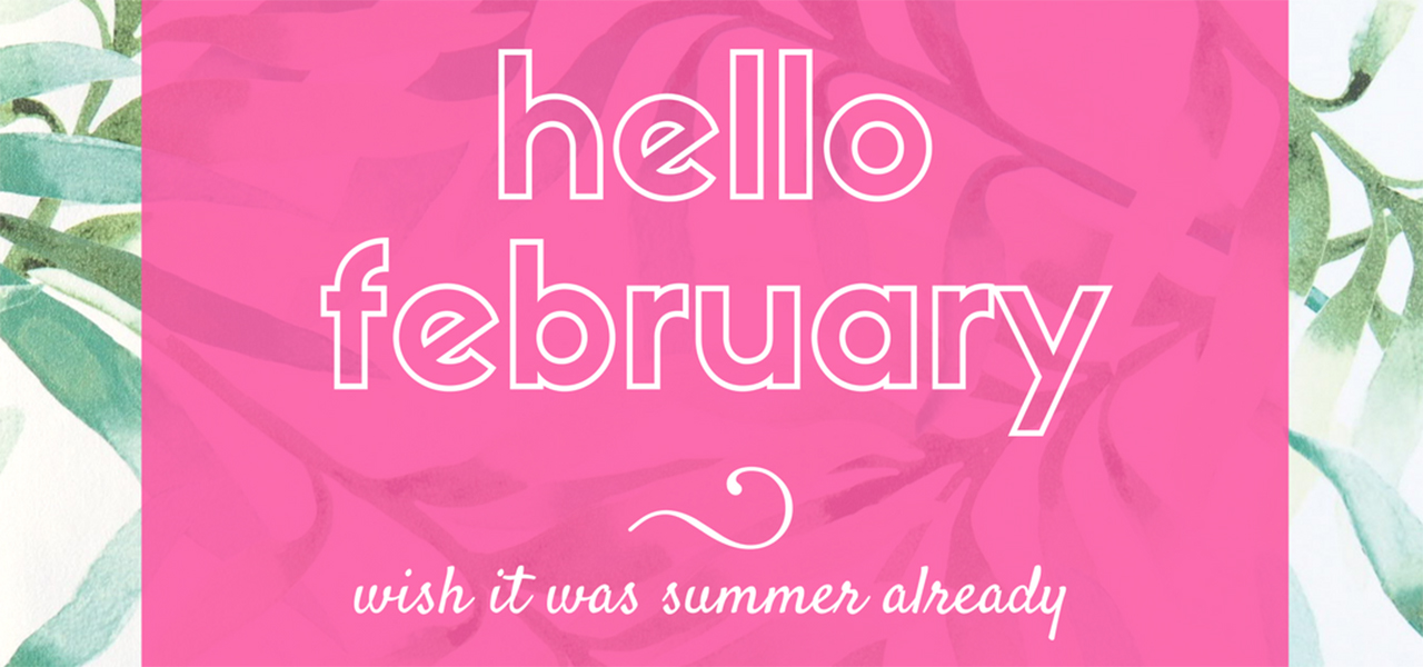 quote hello february - Ohlalau