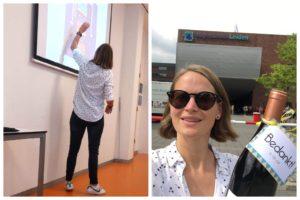 Workshop voor de Universiteit Leiden