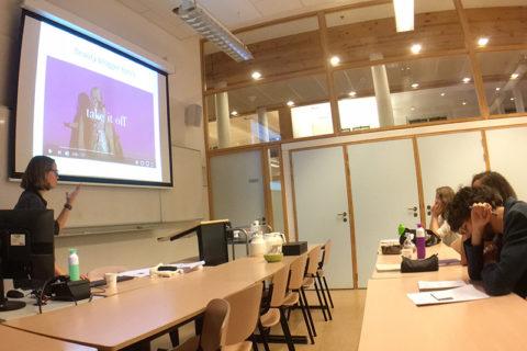 Blog Workshop Universiteit Leiden