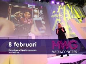 Spreker MWG Mediacongres Facebookpost